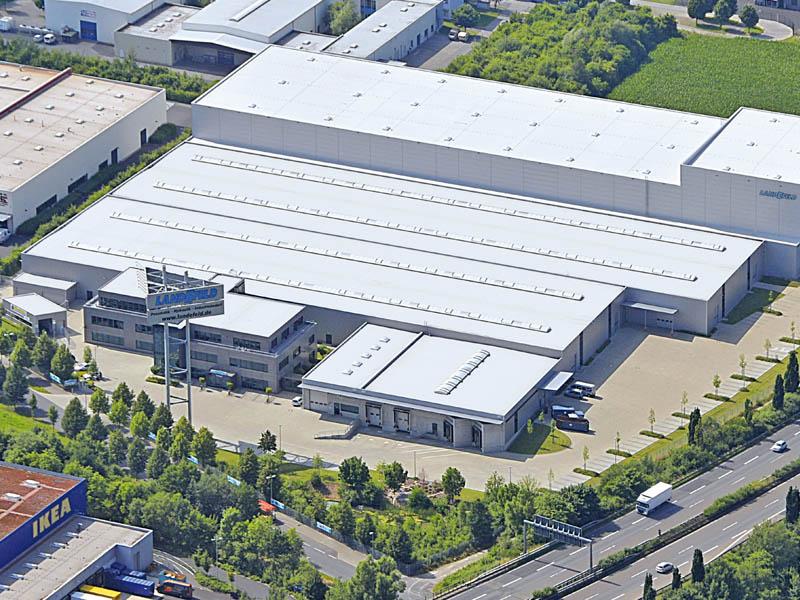 Landefeld Logistikzentrum