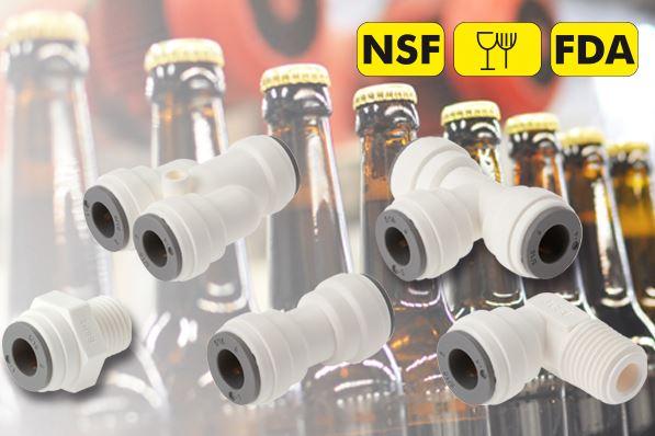 NSF FDA