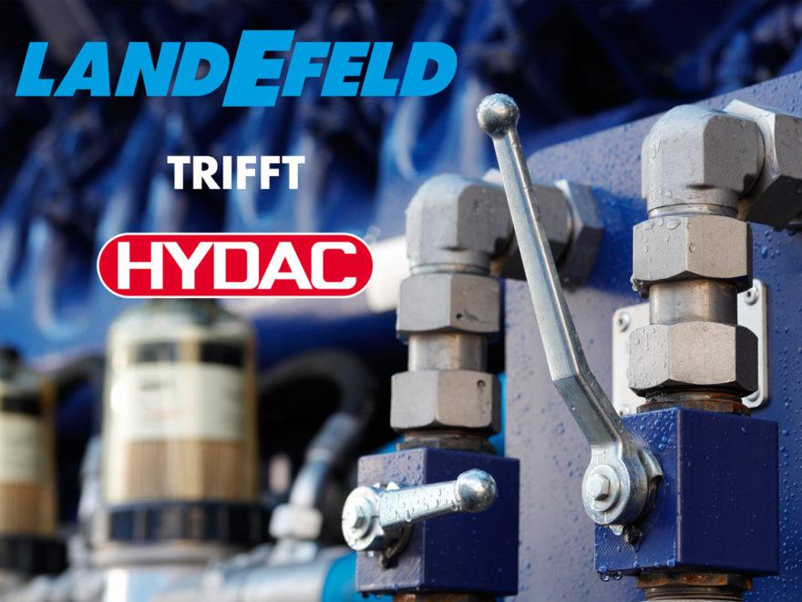 Landefeld trifft Hydac