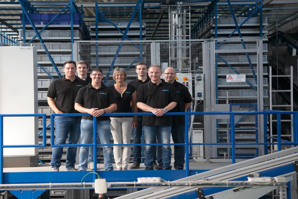 Mitarbeiter Team Qualitätssicherung