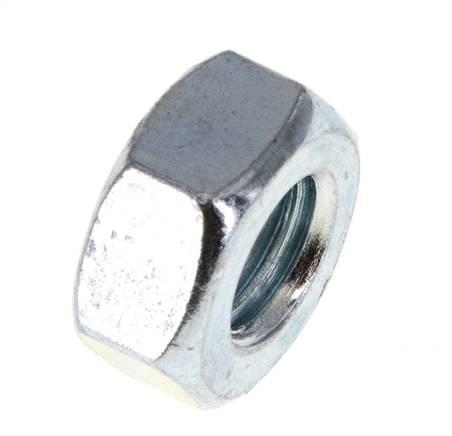 Sechskantmuttern V2A 50 St/ück SC-Normteile - SC934 Standard Ausf/ührung - DIN 934 // ISO 4032 - M20 - Edelstahl A2