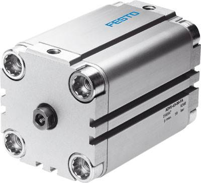 FESTO ADVUL-32-50-P-A Kompaktzylinder 156537 Pneumatik Zylinder Kolben