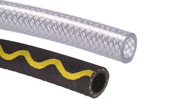 Industrial hoses (large nominal widths)