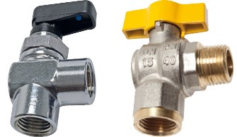 elbow ball valves