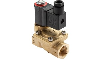 Solenoids (water valves) - 2/2-directional & 3/2-directional
