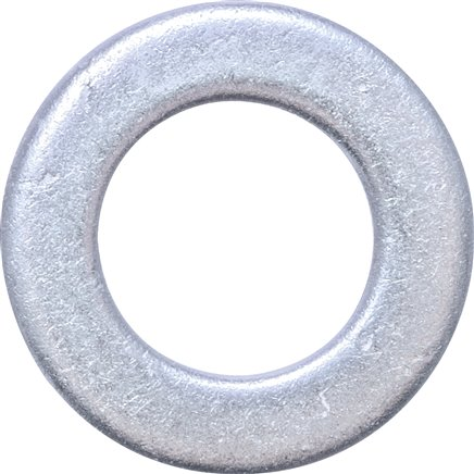 Washer, DIN 433, M 3 (3,2x6mm), Zinc plated steel (433-3)
