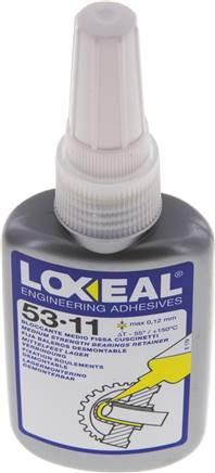 Anaerobe Fügeverbindung, Loxeal, 50 ml (53-11/50)