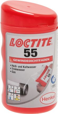 PTFE thread sealing fibre, LOCTITE