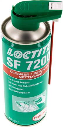Loctite Adhesive and sealant compound remover, 400 ml spray can (7200)