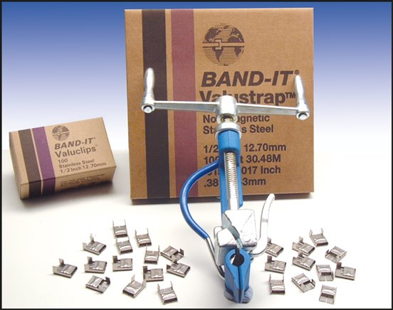 Band-It Band, Typ Valustrap