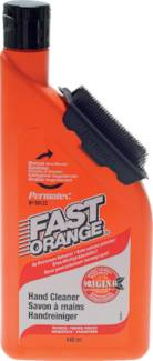 Handreiniger mit Orangenduft (Alternativ), 440 ml Flasche Liter (FAST ORANGE/400)