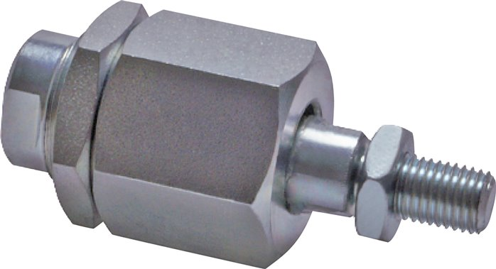 Flexo couplings, for compact cylinder UNITOP