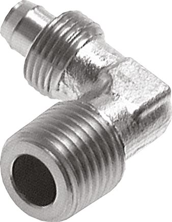 Elbow screw connections, conical thread, CK-ES