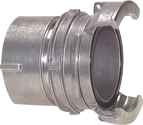 Guillemin couplings with female thread, without locking
