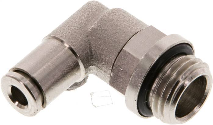 "Angle push in fitting G 1/4""-4mm, IQS-MSV (Standard) (IQSL 144 G MSV)"