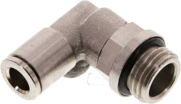"Angle push in fitting G 1/4""-6mm, IQS-MSV (Standard) (IQSL 146 G MSV)"