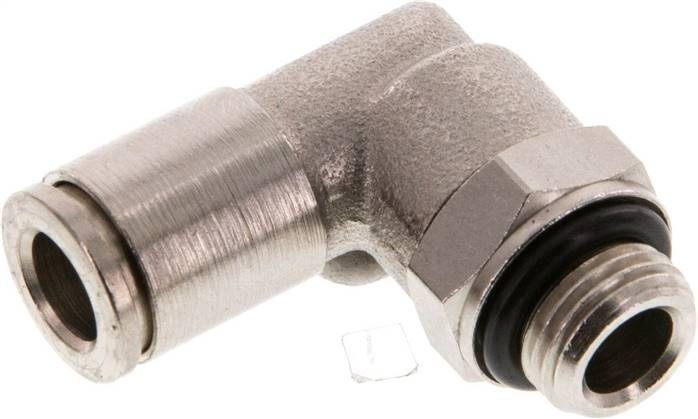 "Angle push in fitting G 1/8""-6mm, IQS-MSV (Standard) (IQSL 186 G MSV)"