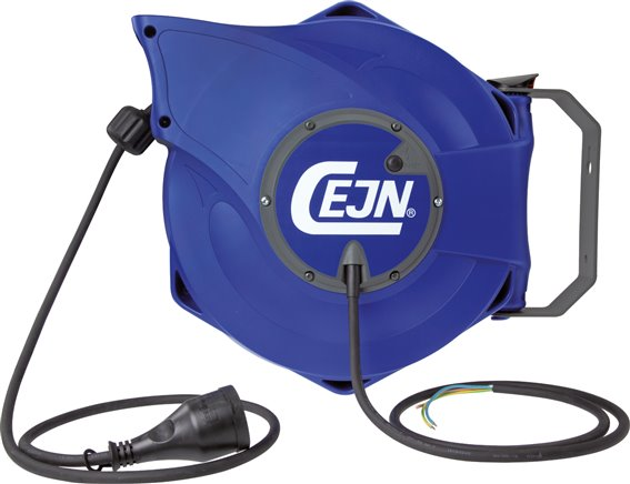 CEJN automatic cable reels, 230 V