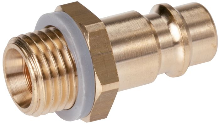 Coupling plug With Male thread, NW 7.2