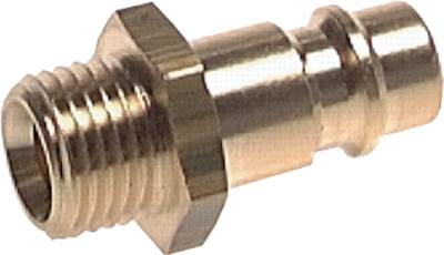 Coupling plugs, NW 7.2 (male thread)