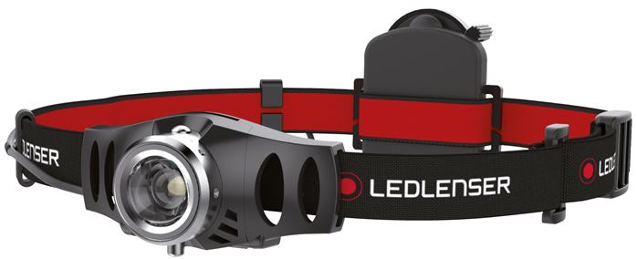 LED LENSER LED-Stirnlampen