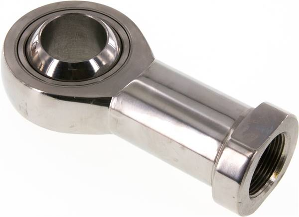 Swivel head, M 36 x 2, Stainless steel (SGS 160/200 ES)