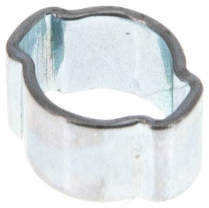 2-Ear hose clip 5 - 7mm, Jeklo, pocinkano (W1) (SSO 7)