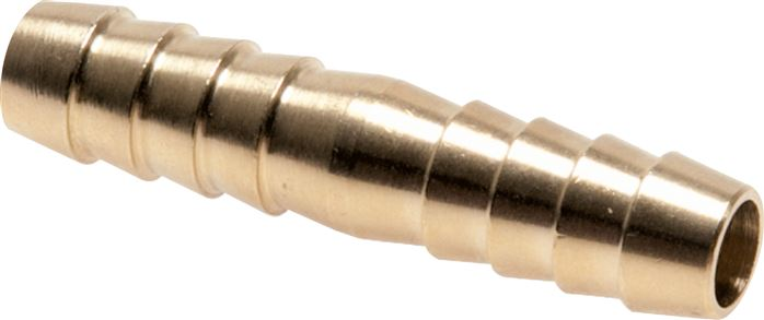 Hose connection tubes, short, PN 16 (Eco-Line)