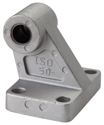 Swivel mountings 90° clip, for pneumatic cylinders ISO 15552