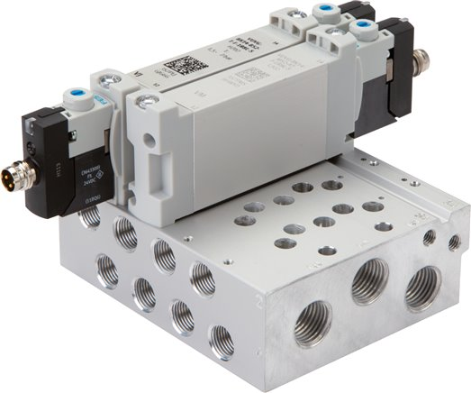 Festo multiple manifolds , for model series VUVG BK10 & BK14