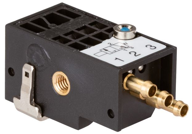 Pneumatic cylinder switch for round cylinder up to Ø 100, Type H