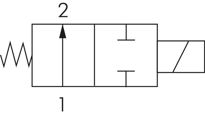 Interessant 2/2-Wege-Micro-Modular-Magnetventile - Landefeld - Pneumatik  DT33