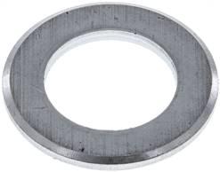 Stahl verzinkt 13 bis 58 mm 10 Stk DIN 125 Scheibe m Fase B