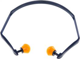 Banded ear plugs (26 dB)