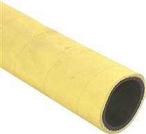 "Compressed air water rubber hose 38 (1-1/2"")x52mm, rumeno"
